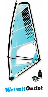 2016 Prolimit PowerHD DACRONKid Windsurf Rig - The complete kit 5.0M