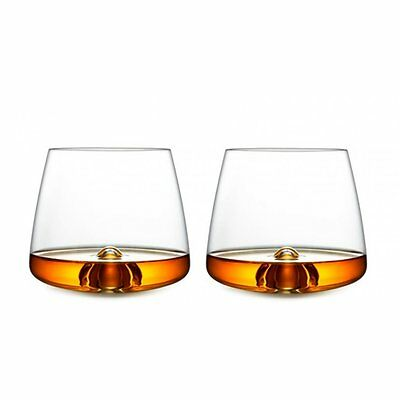 Normann Copenhagen Whisky Glasses - Set of 2