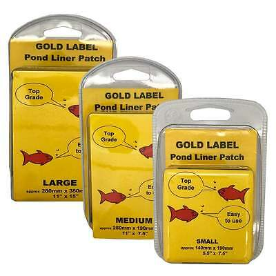 Gold Label Pond Liner Repair Patch