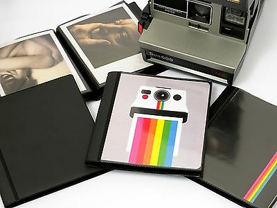 Album a Tasche per Foto Polaroid (600/SX70) Photo Album 40 foto (SVIP40)
