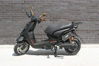 72V Typhoon electric motorcycle ebike scooter