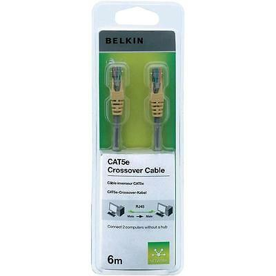 Belkin CAT 5e crossover patch cable Grey