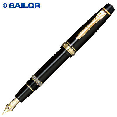 Sailor Pro.gear Σ Sigma Series 11-3527 Realo Deluxe Plume Or 21 Carats Gold 21K