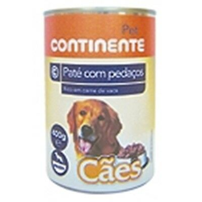 Pet Complete Wet Food with Beef for Large Dogs - 1220gr by Continente