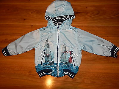 NEXT boys BOAT spring coat 12-18 months *I'll combine postage