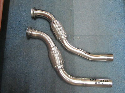 BMW E60 530d Stainless Steel Decat Exhaust Downpipe
