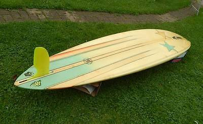 VINTAGE COLLECTIBLE CUSTOM BOARD TAD CAUSTULA  Signed  £85. Collection