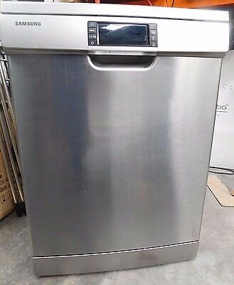 Samsung 13 Place Free Standing Dishwasher DW5343TGBSL - Silver