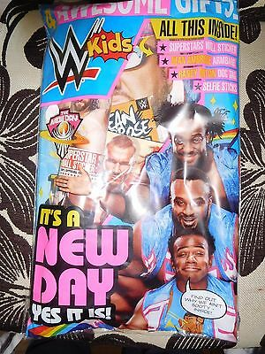WWE Kids Magazine Issue 113 Sep 2016 With Free Gifts RRP £4.99
