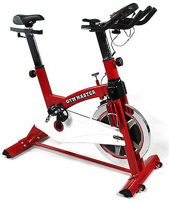 Exercise Bike Spin Machine Pro Home Gym Cycle Fitness Cardio Workout Training