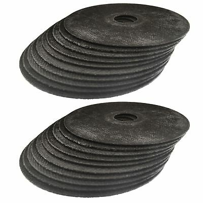 """Stainless Steel Metal Cutting Thin Discs 4.5"""" 115 x 1 x 22mm 20 Pack AT608_20Pk"""