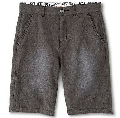 Mossimo Supply Co. Boys' Chino Shorts, Gray - (Choose your size)