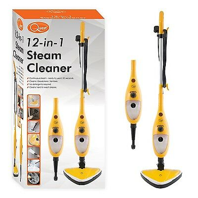 Quest 9-in-1 Steam Cleaner For Vacuum Cleaner