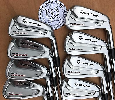 TaylorMade MC TP Irons 3 - PW  - DYNAMIC GOLD X100 SHAFTS