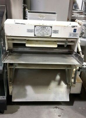 Used Acme MRS11 Bench Dough Roller