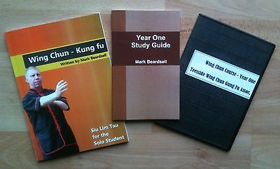 Wing Chun Kung Fu - Home Study Course - Beginner
