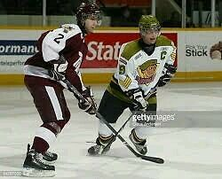 Peterborough Petes Player worn team jacket Under Armour CHL OHL Alt style