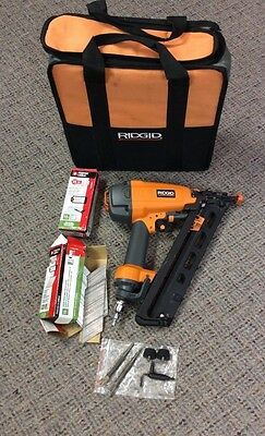 RIDGID Angled Finish Nailer - Model R250AFA