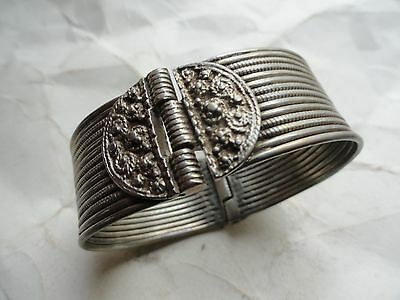 Beautiful Medieval Period Silver Bracelet