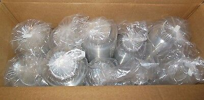 Cambro CLSRB5152 Disposable Lid, Fast Food Container Lids Clear-Case of 1000