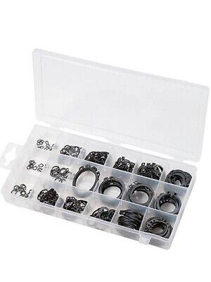 COFFRET ASSORTIMENT DE 300 CIRCLIPS 3-32mm