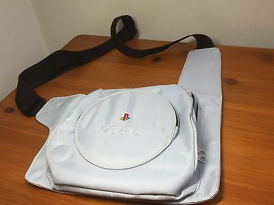 PSONE slim Console bag Sony PS1 Playstation Genuine Carry Shoulder case