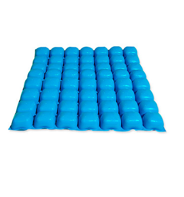 40x42cm Caremate Inflatable Pain Free Air Cushion for Patients Wheel Chair Seat