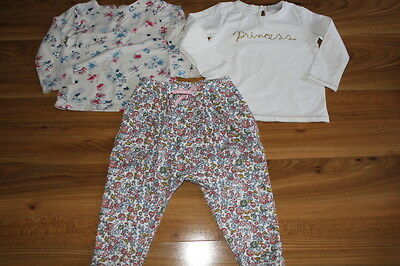 NEXT girls top trousers outfit 12-18 months *I'll combine postage