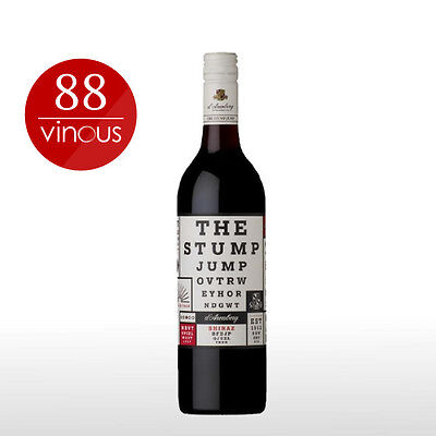 Vino Rossi The Stump Jump  2012 di D'Aremberg