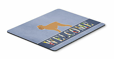 Brussels Griffon Welcome Mouse Pad, Hot Pad or Trivet