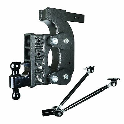 "Drop Torsion Hitch GENY Suspension Hitch 2.5"" Receiver Class V 21K Towing Hit..."