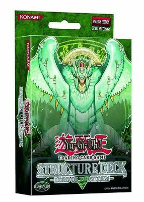 Yu-Gi-Oh! - Lord of the Storm - Structure Deck eng. - unlimitiert - NEU & OVP!