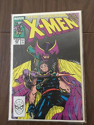 """The Uncanny X-Men"" Marvel Comics Giant Sized Issue 257 Jan 1991"