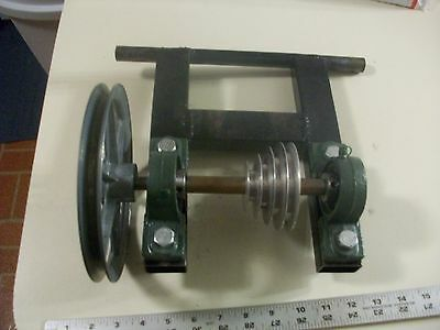 "Custom Motor Drive Assembly Came WITH a Sears Craftsman 6"" Metal Lathe 109-20630"