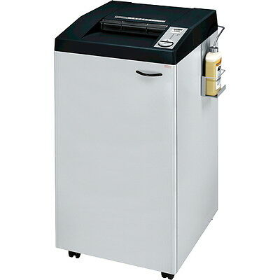 NEW Fellowes Fortishred C-525 Strip-Cut Shredder TAA Compliant Commercial Grade
