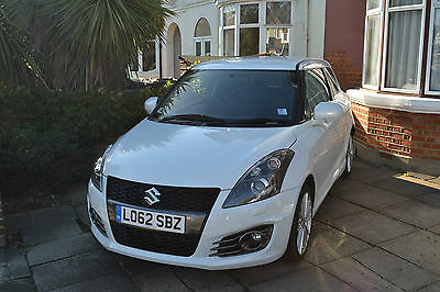 Suzuki Swift Sport 3 Door 1.6L 2013