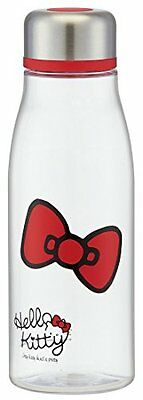 Stylish blow bottle 500ml tea strainer and with a water bottle Hello Kitty