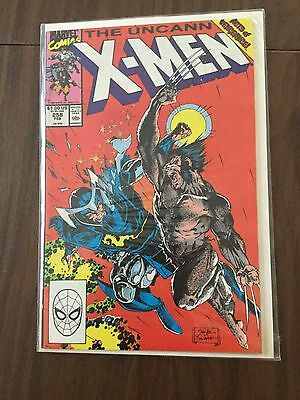 """The Uncanny X-Men""""Acts of Vengence"" Marvel Comics Issue 258 Feb. 1990"