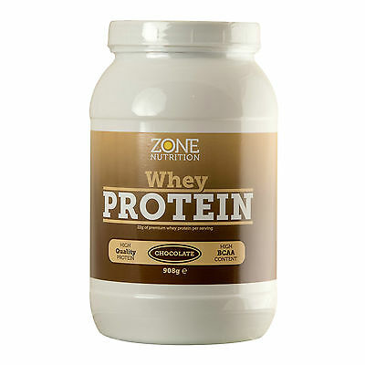 Zone Nutrition Protein whey powder protein shake 908g Best Before end 03/2019
