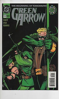 Green Arrow #0 Nm 1994 1St Appearance Connor Hawke Zero Hour