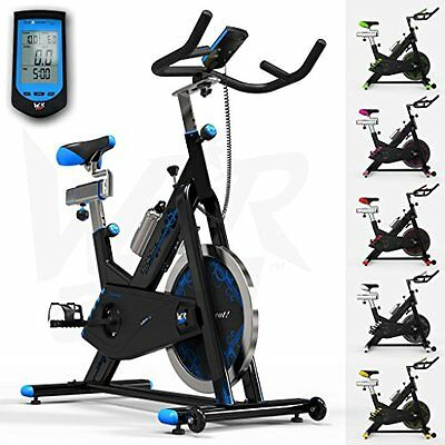 We R Sports RS4000 Indoor Exercise Bike - Blue