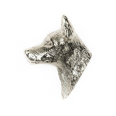KELPIE Made in U.K Artistic Style Dog Clutch Lapel Pin Collection