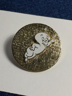 Vintage Lapel/tie Pin Casper The Friendly Ghost 1970