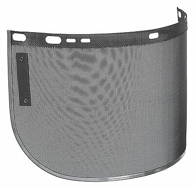 Jackson Safety F60 815 Mesh Steel Screen Aluminum Bound Wire Face Shield, Length