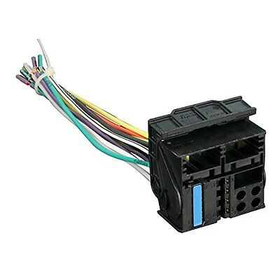 metra 71 2002 reverse wiring harness for select 2000 2005 saturn metra 71 9003 reverse wiring harness for select 2002 up bmw 5 series