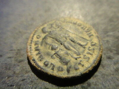 Unknown Roman Coin #1