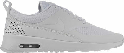 NIKE WOMEN'S AIR MAX THEA Shoes NEW AUTHENTIC WhiteWhite