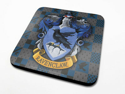 Harry Potter : RAVENCLAW CREST Coaster Set of 6 from Pyramid