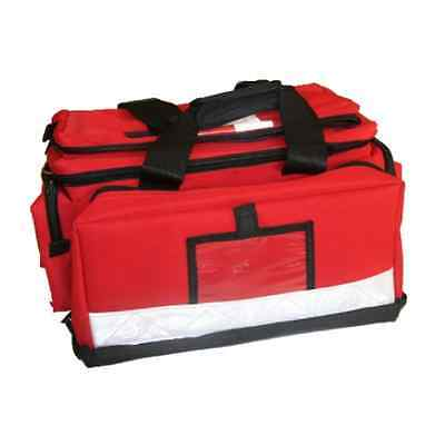 NEW  Red Trauma Bag Large