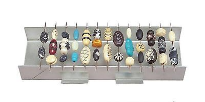AMACO BEAD BAKING RACK - with 20 metal piercing pins - POLYMER CLAY